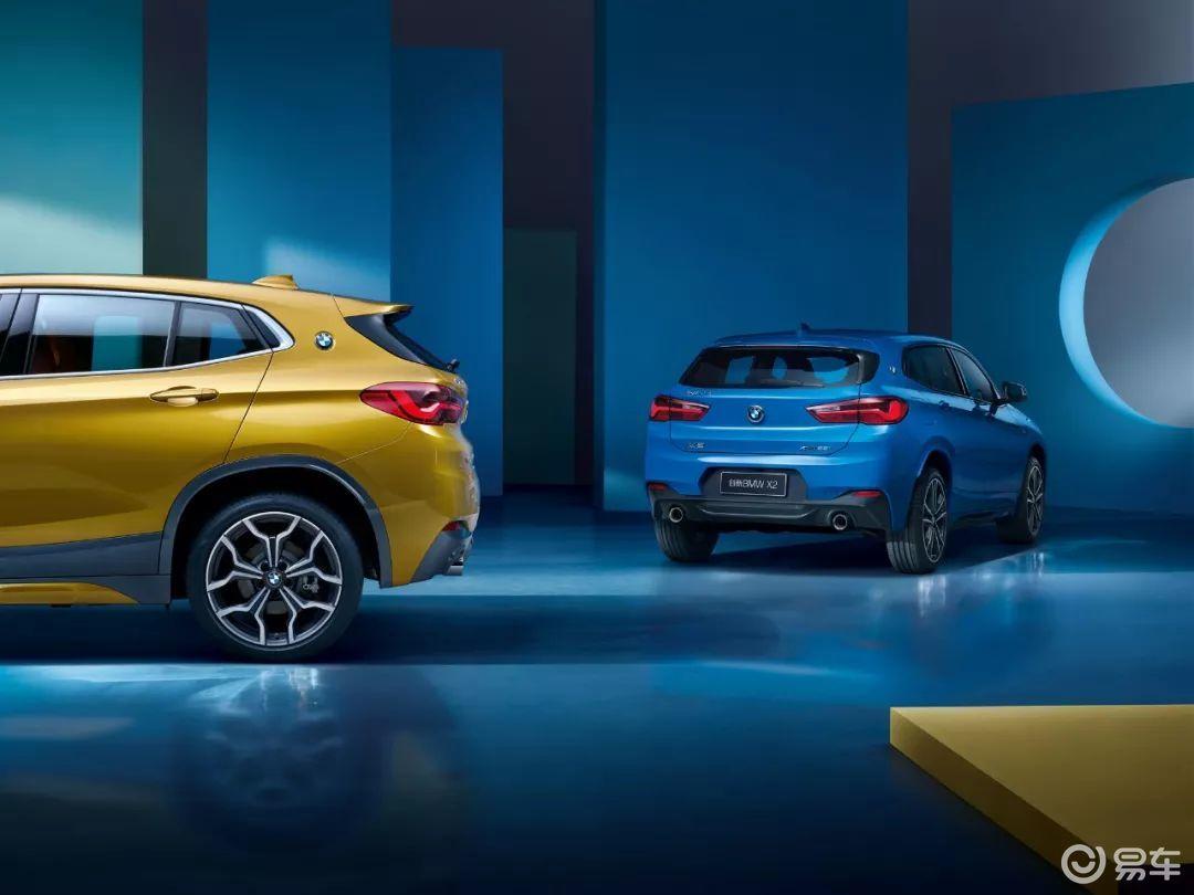 抓住有主见的个性年轻人,还得看颜出必型的创新BMW X2