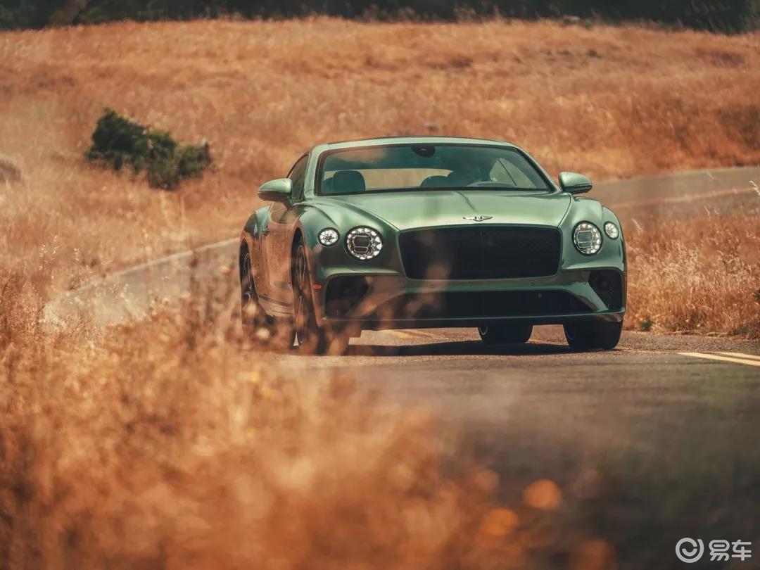 优雅狂暴并存,德国大牌改装厂打造宾利欧陆GT全新宽体套件