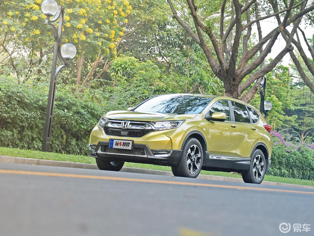 城市紧凑SUV的对决!丰田RAV4和本田CR-V你选谁?