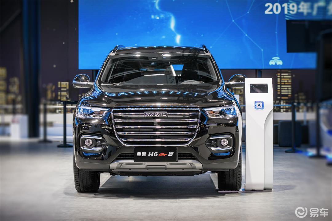 #广州车展#黎民SUV的升级,哈弗H6 GT正式开启预售