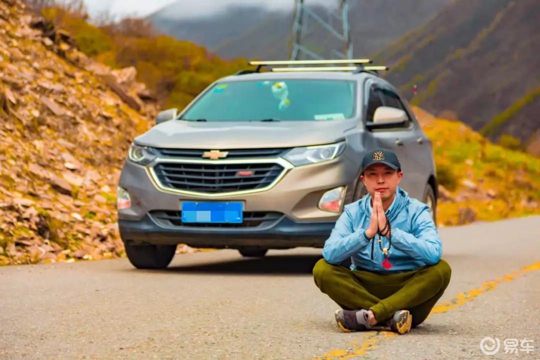 最具生命力的座驾 雪佛兰探界者车主访谈