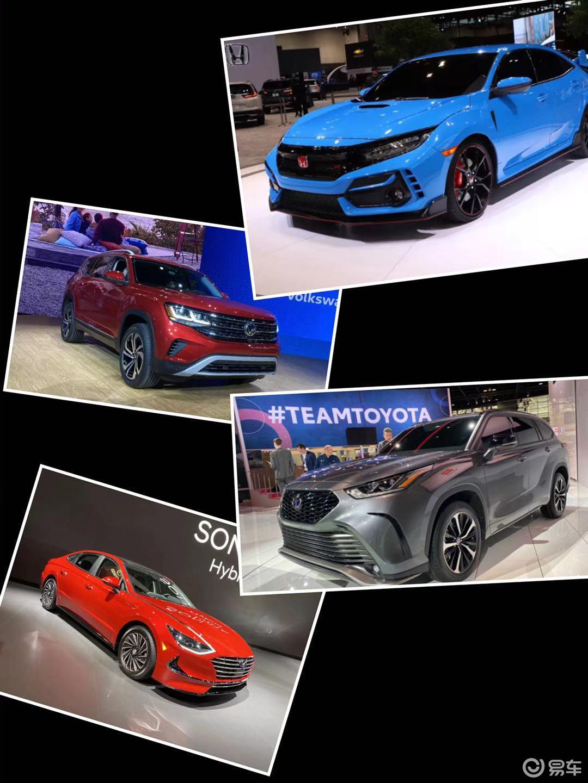 2020芝加哥车展重磅车型,除了Type R还有啥?