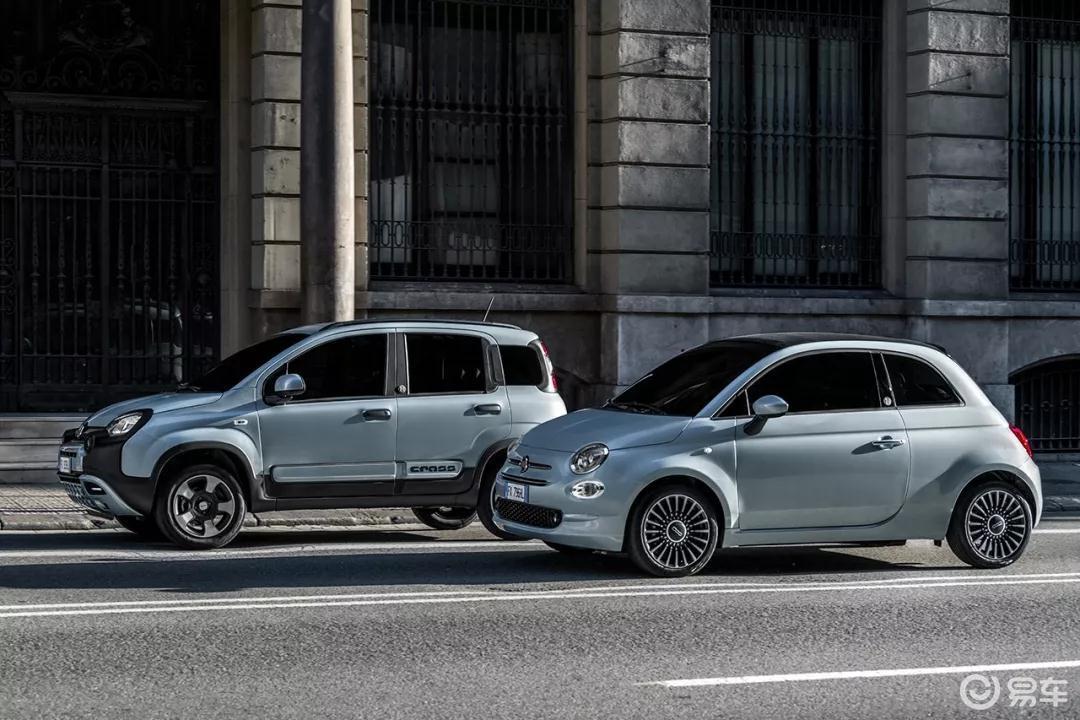 意大利最常见的车型——菲亚特500、熊猫推出混动版