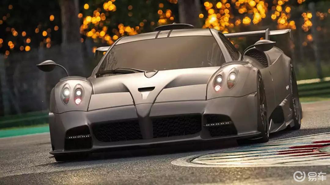 帕加尼新车用赛道命名,售价折合人民币超过3700万元
