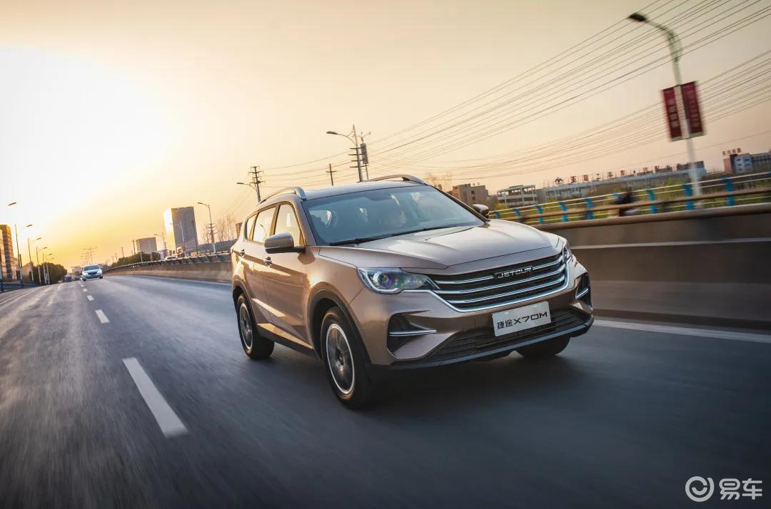 极致性价比:6万多买自主中型SUV,送十年质保!