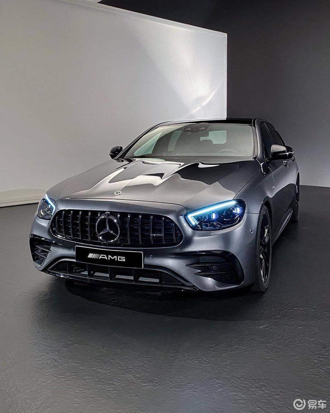 现款与最新款AMG E级,单看外观你更喜欢谁?