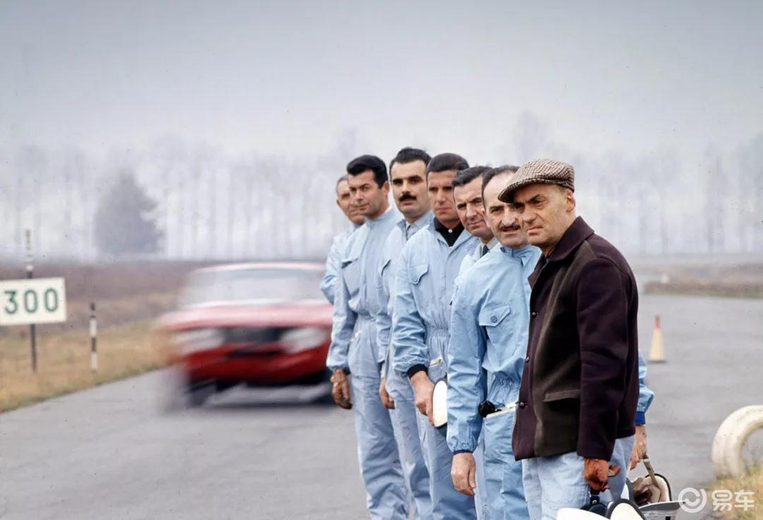 F1冠军阿尔法·罗密欧,恩佐·法拉利和舒马赫都为它开过车