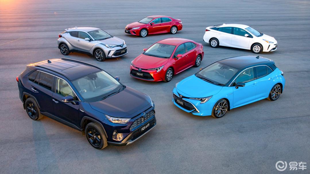 全球销量破1500万辆,丰田混动地位无人可撼动?