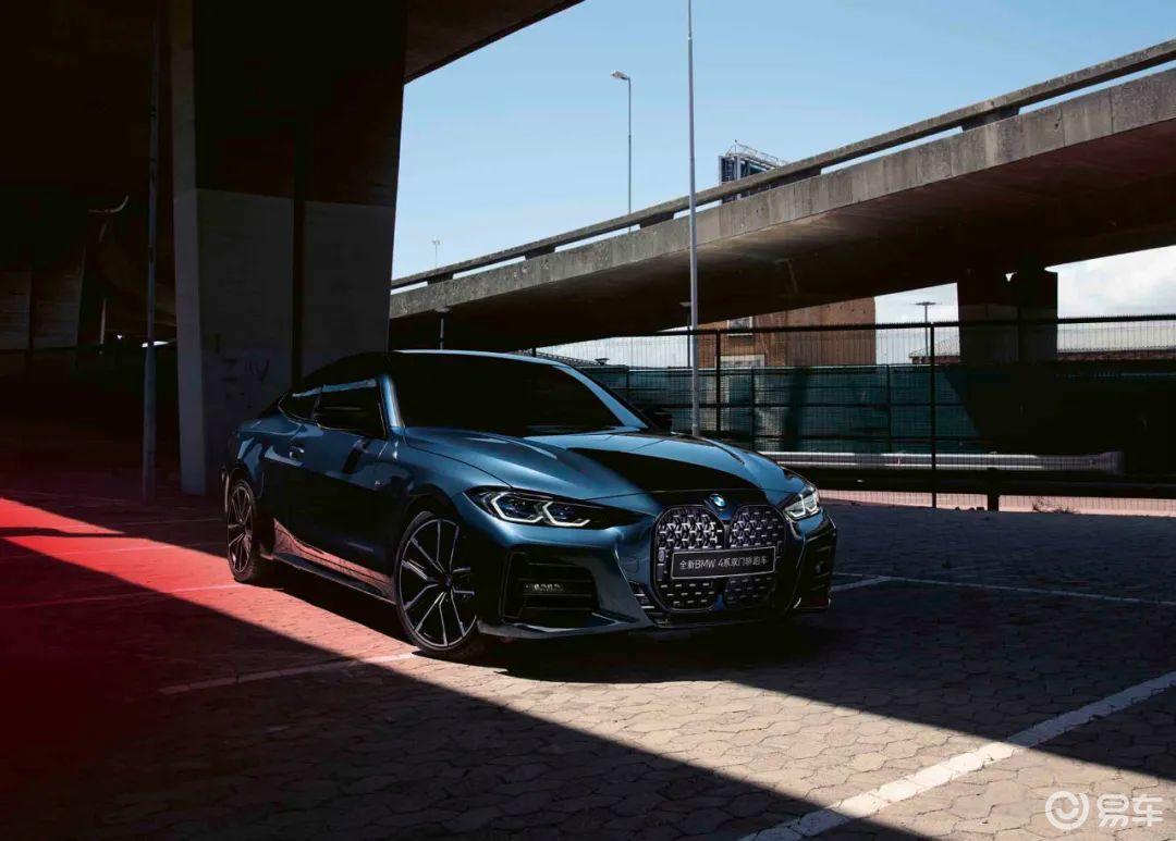 全新BMW4系双门轿跑车中国首发并启动预售
