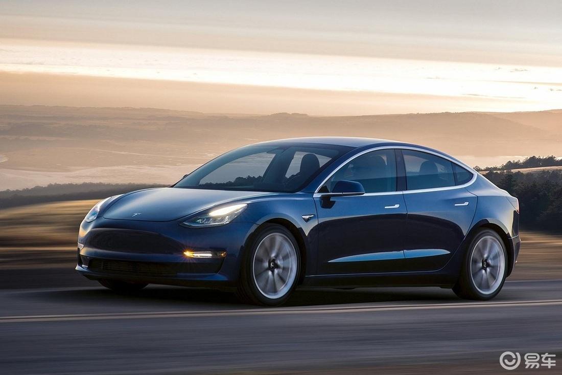 从600多万辆新车中脱颖而出,Model3又拿了个第一