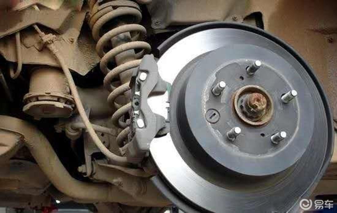 车叔讲堂:为什么刹车会失灵?制动力从何而来?