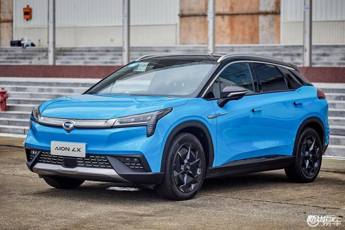 或是自主性能SUV代表作 试驾广汽新能源Aion LX