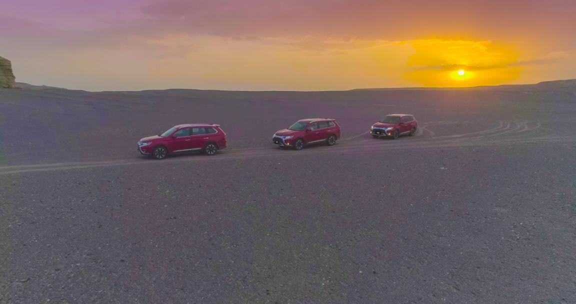 《亲爱的客栈》开到沙漠,开这款城市SUV也能野一把