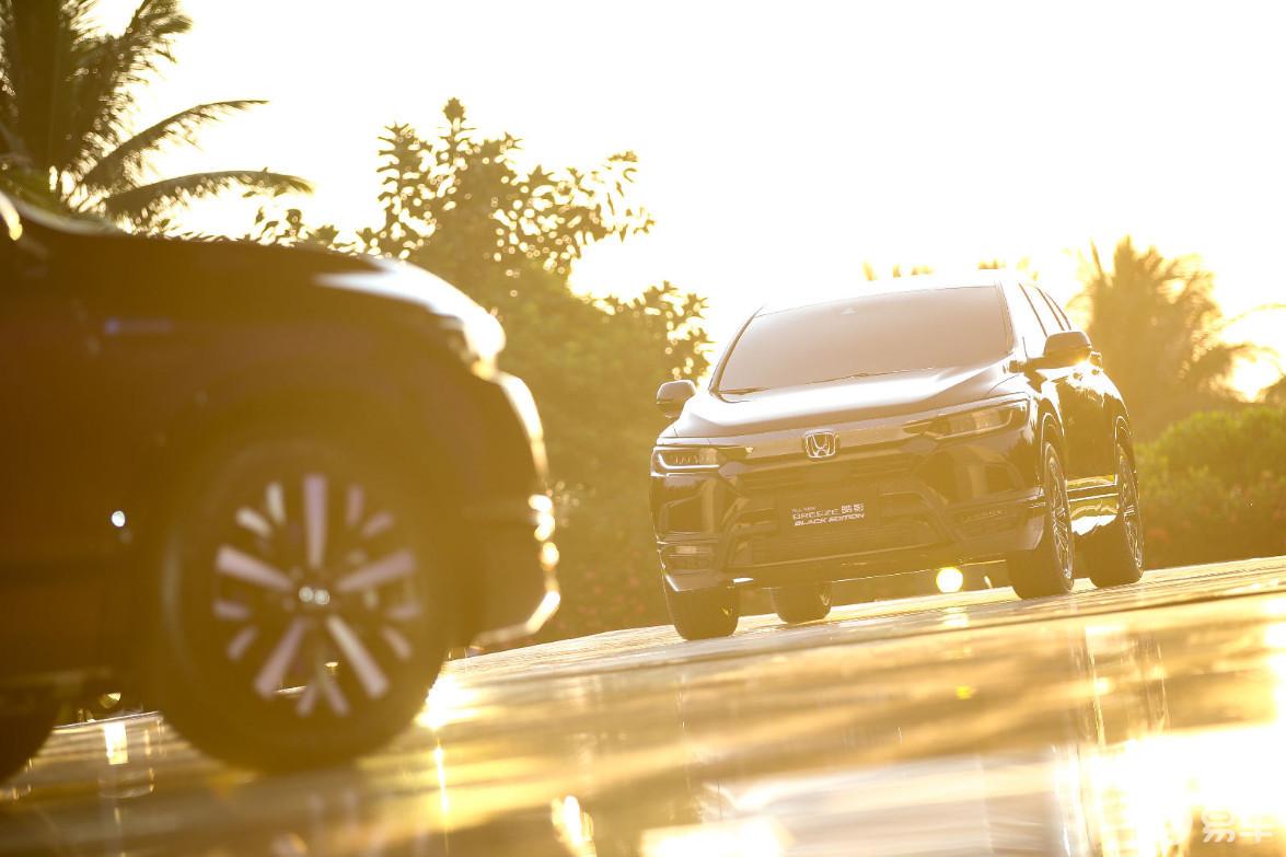 与清晨第一缕阳光一同闪耀登场 揭开广汽本田皓影的神秘面纱