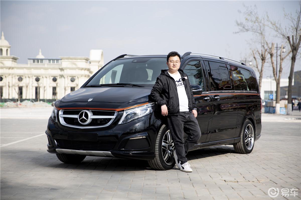 奔驰罗伦士7座MPV,奢华、安全又智能,谁还会买埃尔法?
