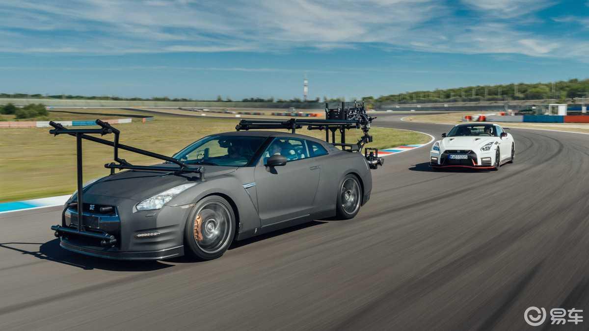 高性能的安全车、警车你都见识过?那GT-R的摄像车呢?