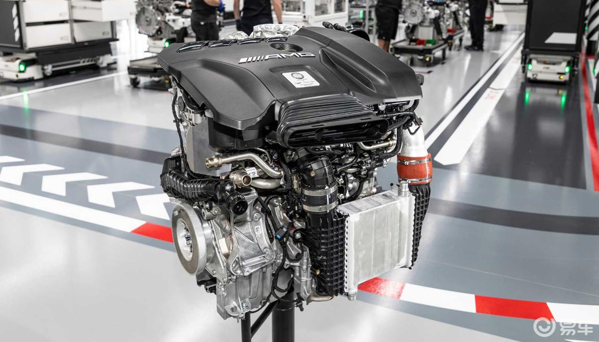 批量生产升功率超过200匹的发动机?奔驰用4缸做到了!