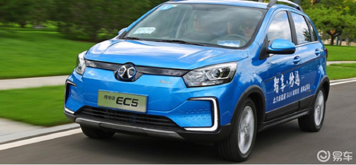 高性价比的纯电动小型SUV车型推荐