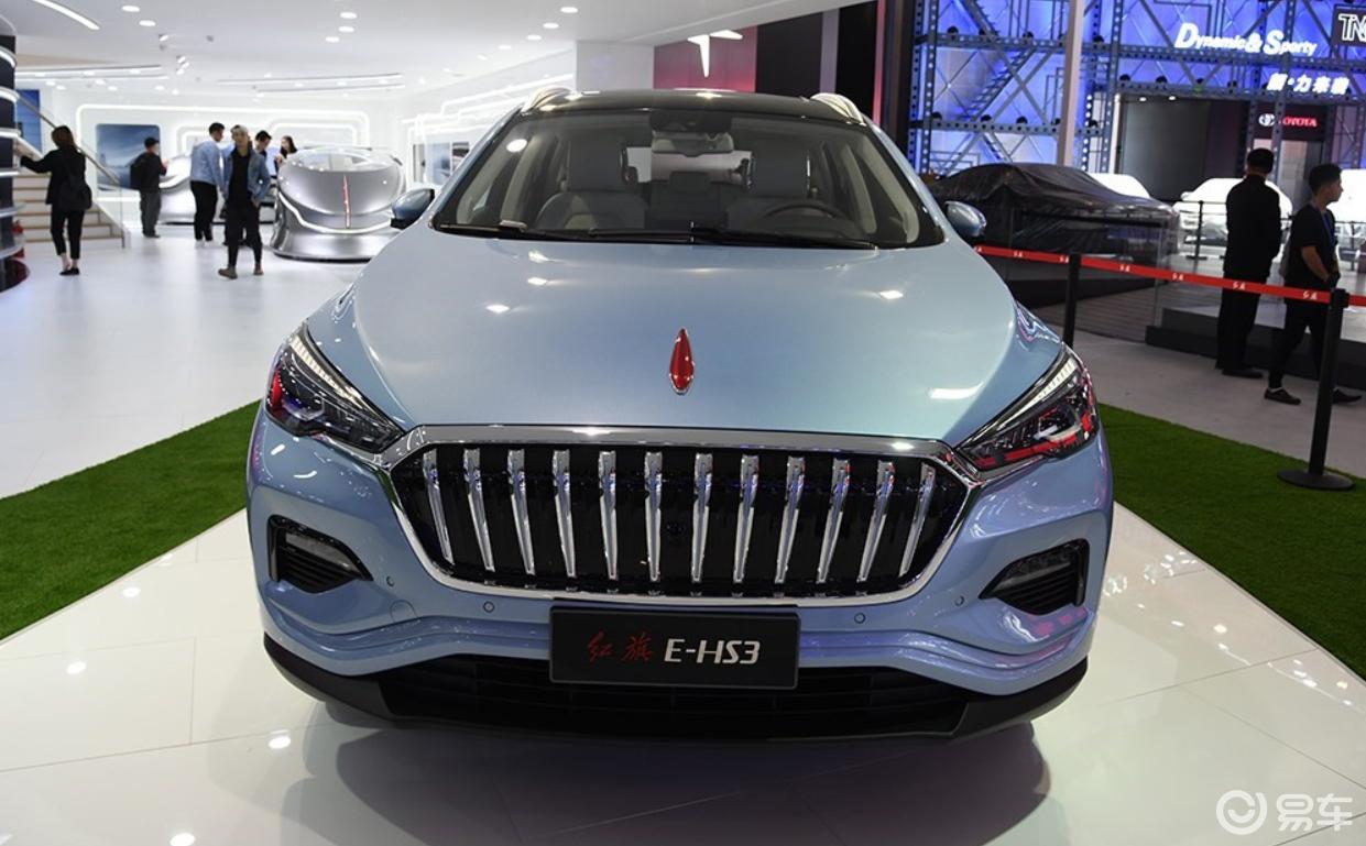 定位纯电动SUV,红旗E-HS3竞争力如何?