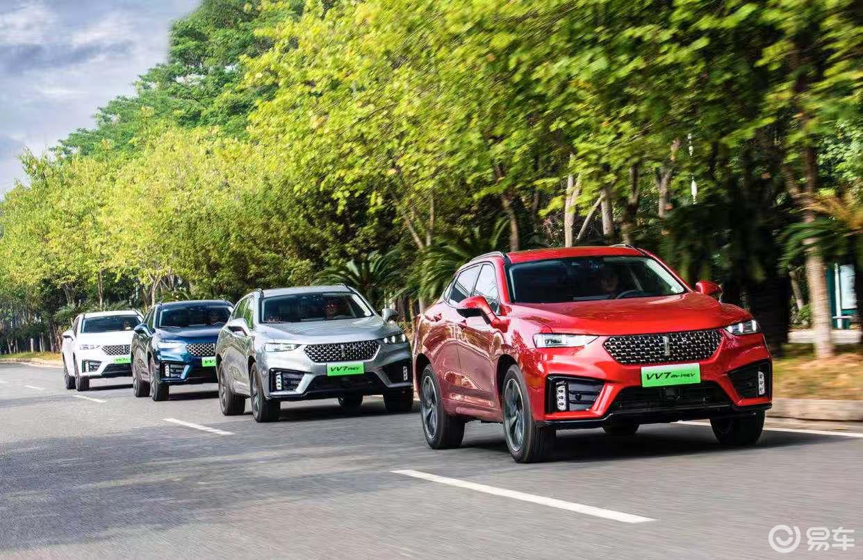 插电混动SUV市场迎来新选手,不仅颜值够高,硬实力同样足