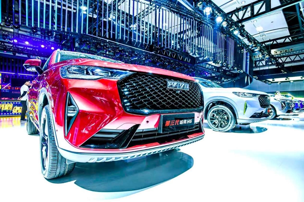 四大品牌出击 长城汽车尽展转型新成果-亚博集团|官网