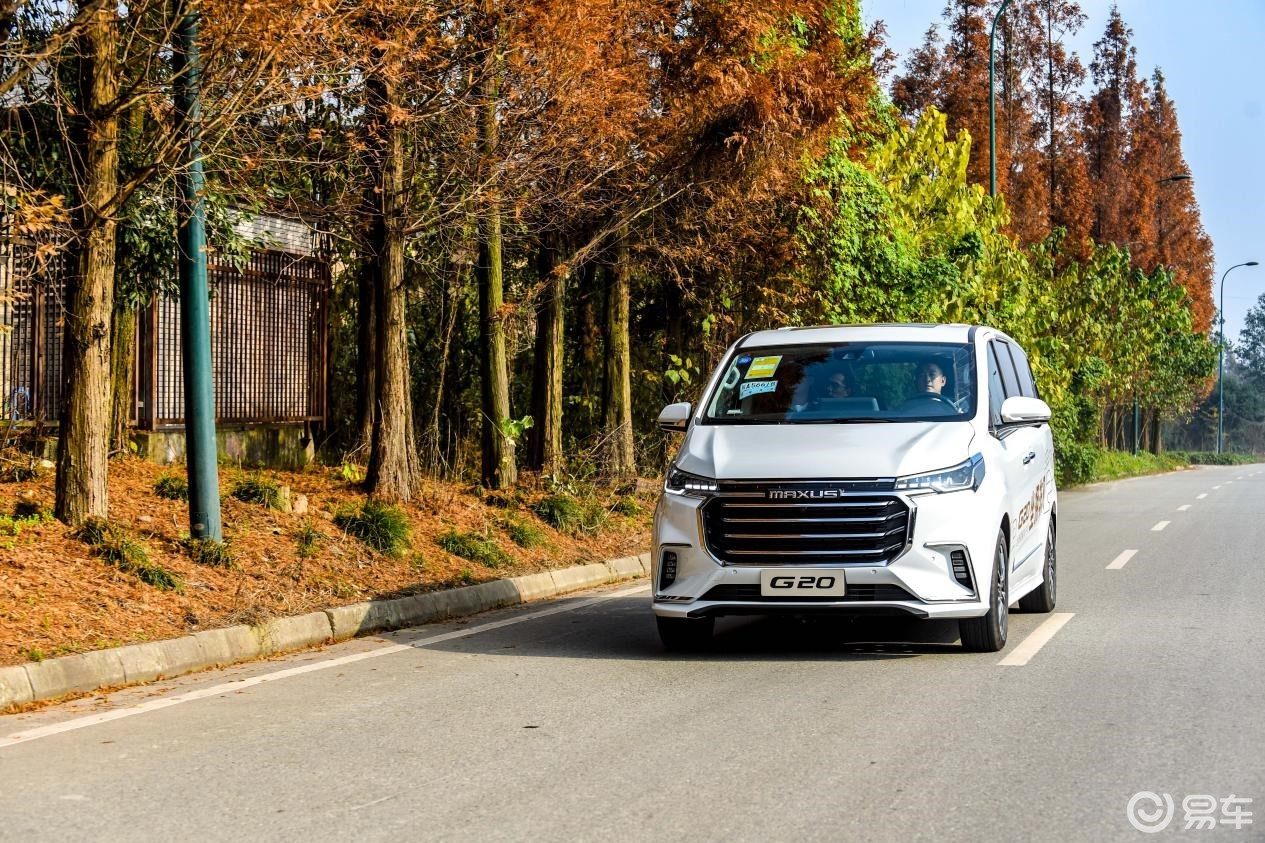 上汽MAXUS G20:将中国MPV推向高端化
