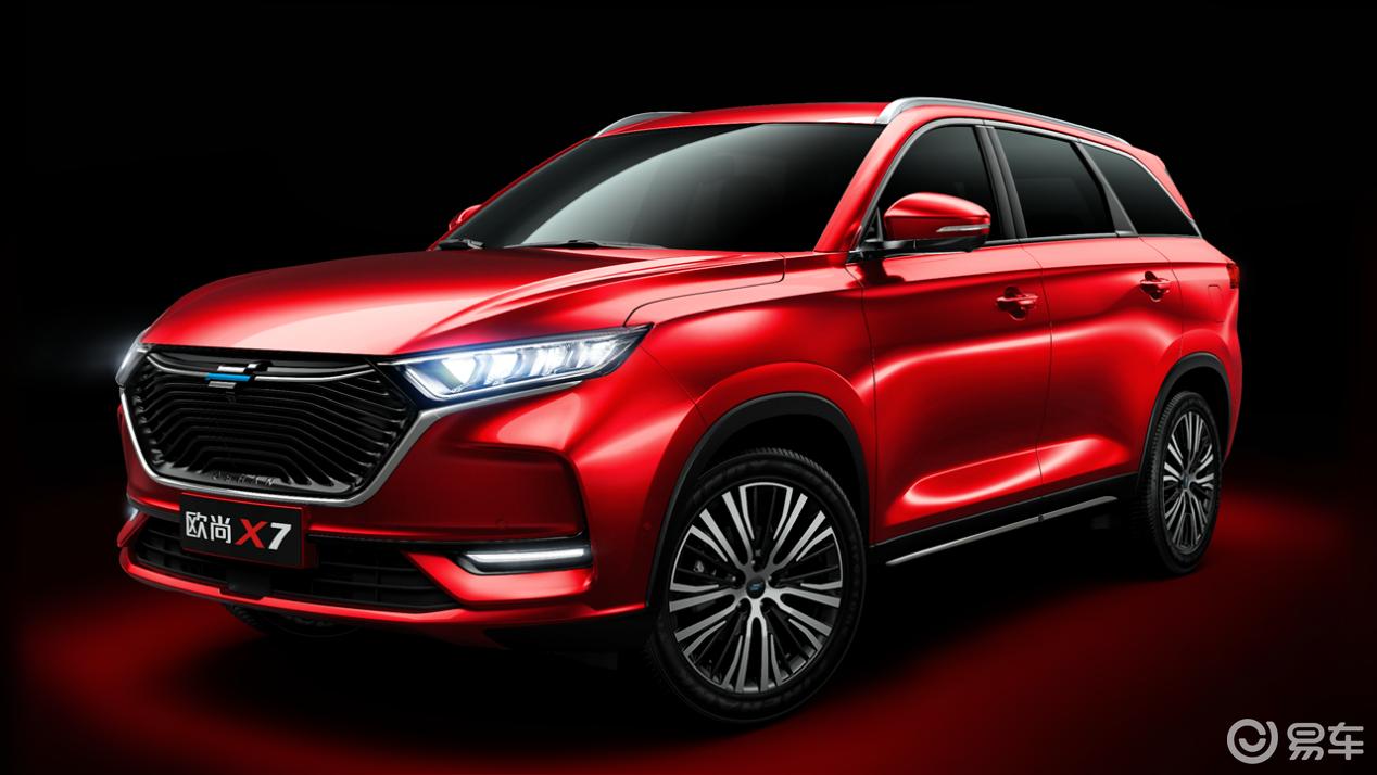 12万起的中国豪华SUV,本周这些新车一看就很成功!