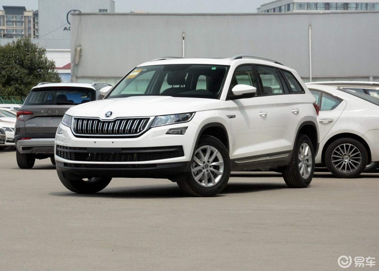 少花三万,能拿下跟途观L同平台的德系SUV,颜值反而更高