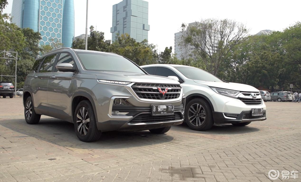 中国原版全球车,在印尼比CR-V还火,国内仅7万多起