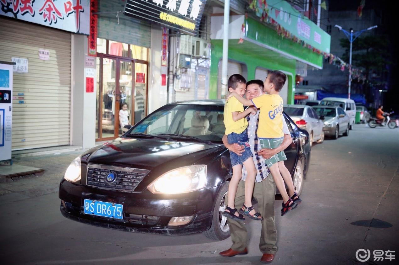 能跑百万里程的车什么样?没想到,这辆中国车魅力这么大