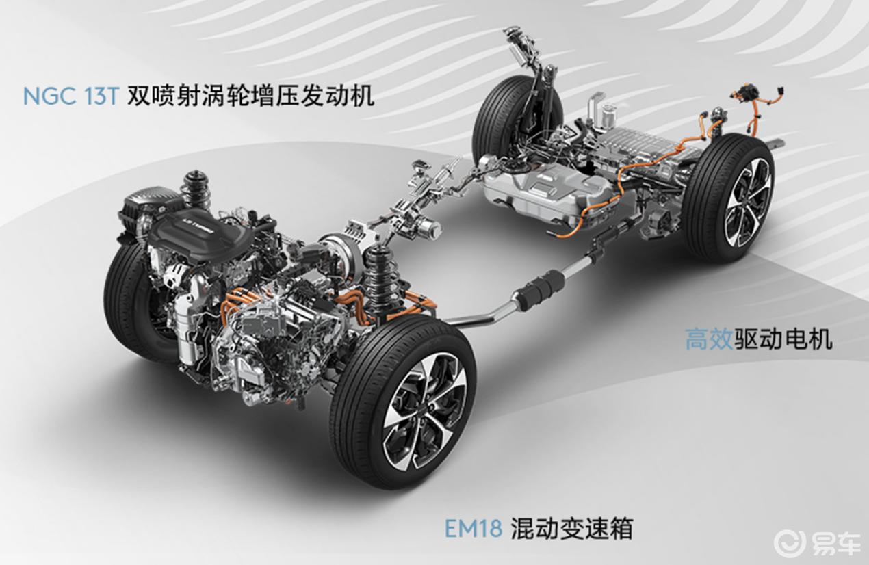 上汽MAXUS插电混动SUV年内上市,纯电续航达60km