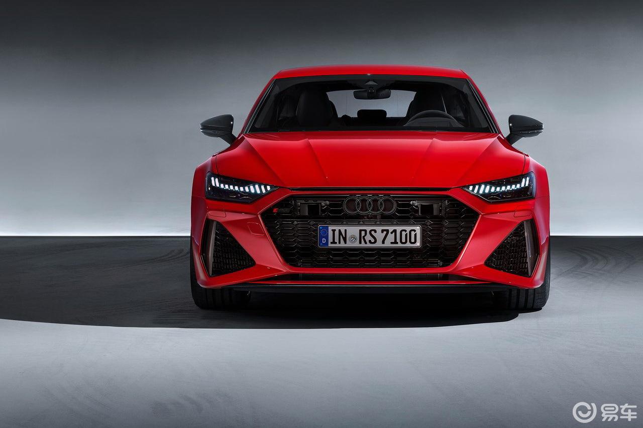 全新奥迪RS7运动版 官图亮相 最大功率近600马力
