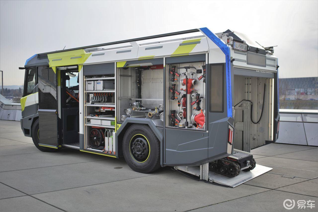 卢森宝亚CFT即将量产,洛杉矶消防局成为北美第一客户