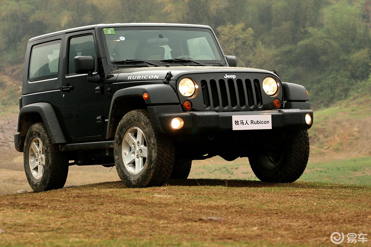 Jeep拥抱新能源,经典牧马人将推纯电版,似乎却点野性