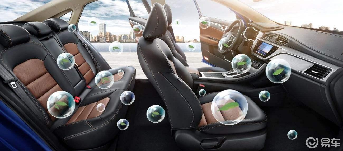 """盘点""""汽车上那些没啥用的配置""""之一——车载空气净化器"""