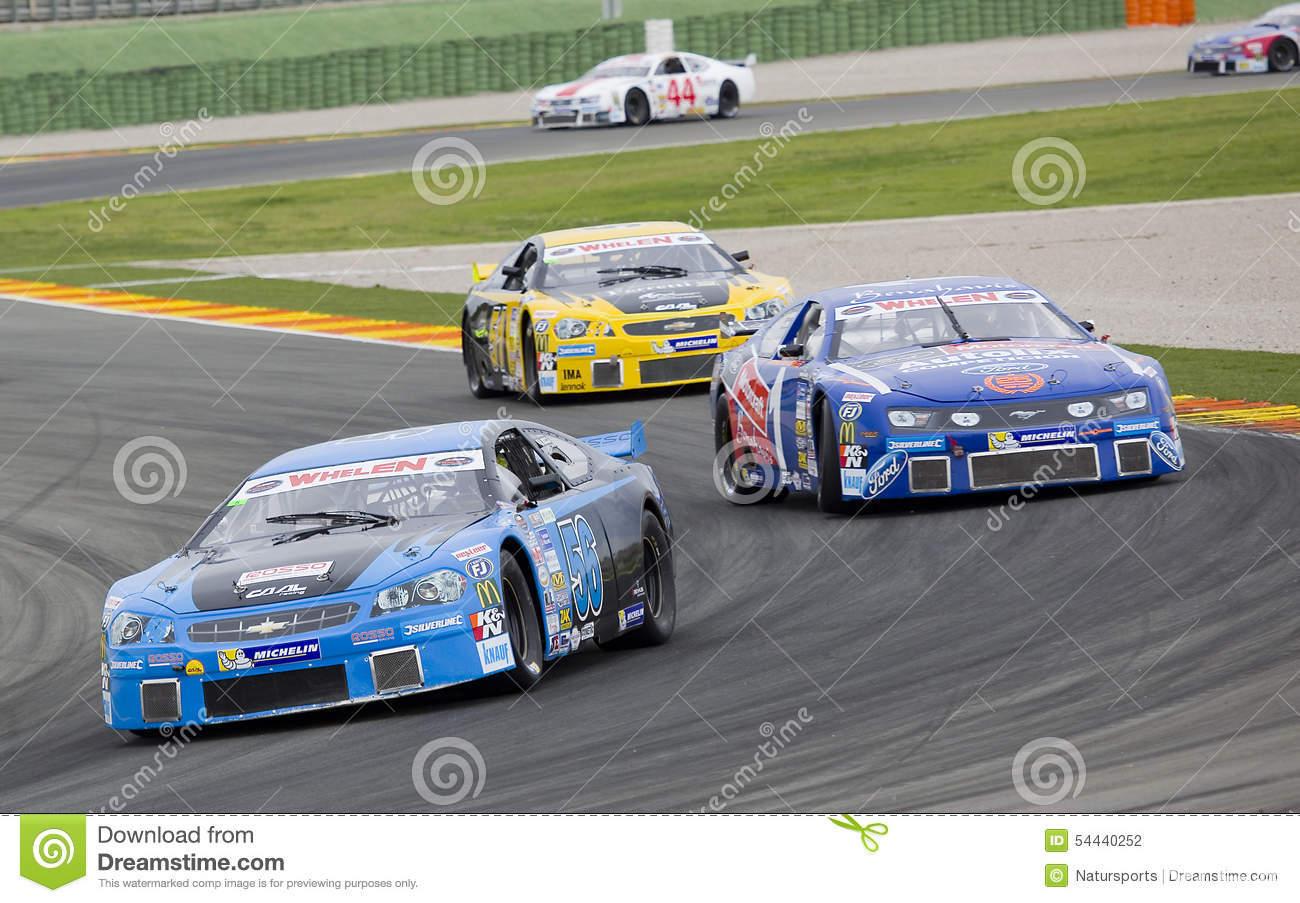 NASCAR赛事也将采用混合动力赛车!