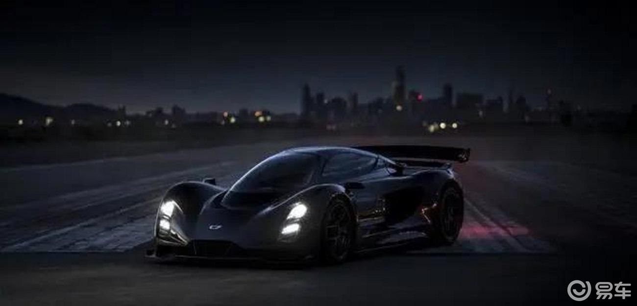 1250匹马力,1.9秒破百,这家造车新势力什么来头?