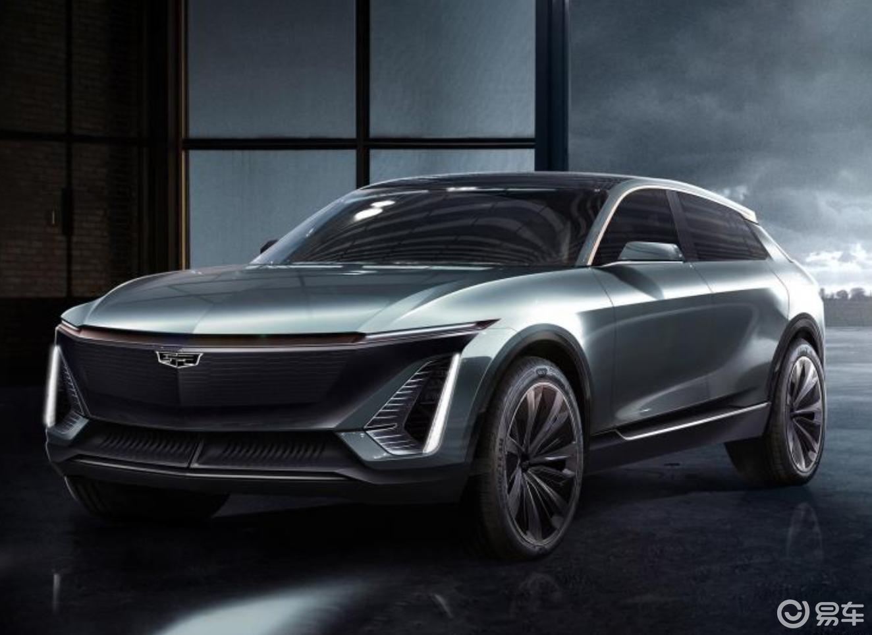 凯迪拉克首款跨界电动SUV将亮相纽约车展