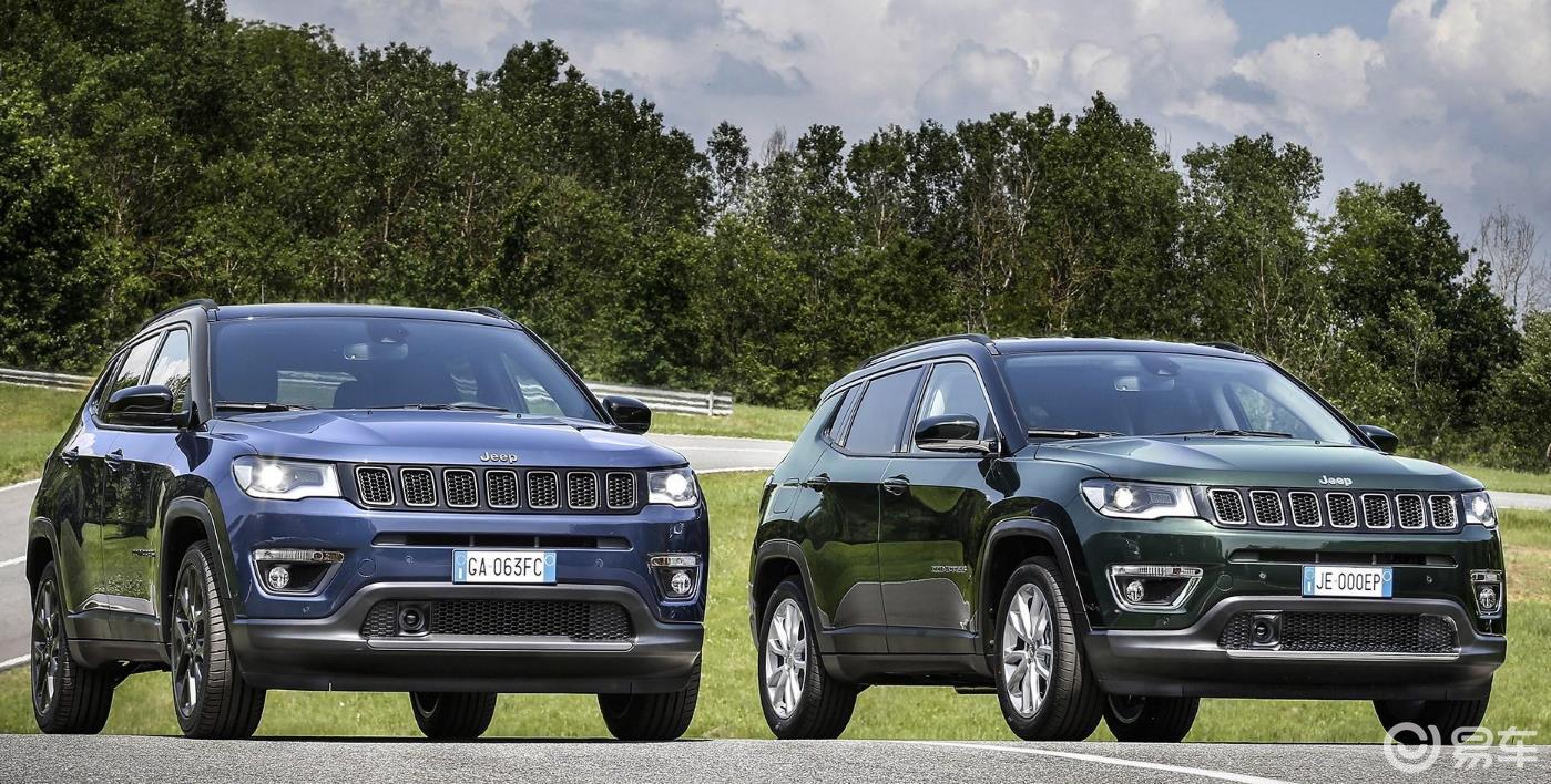 外形内饰微调,新增插混版本,新款Jeep指南者发布
