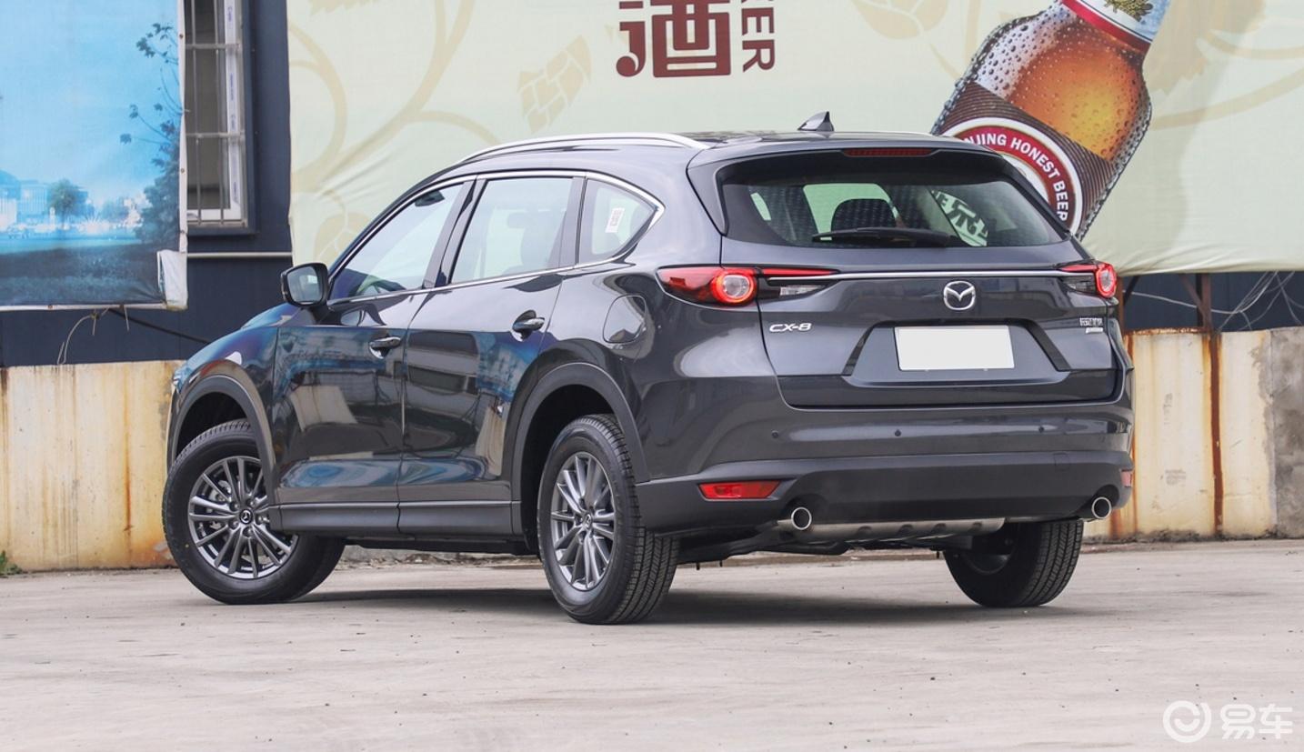 比汉兰达大气,比途昂帅气,马自达CX-8为何沦为陪衬品?