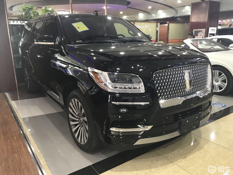 2019款林肯领航员5.7米加长版超大商务SUV钜惠