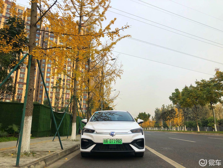 试驾 广汽新能源Aion S——紧凑型纯电车型的典范