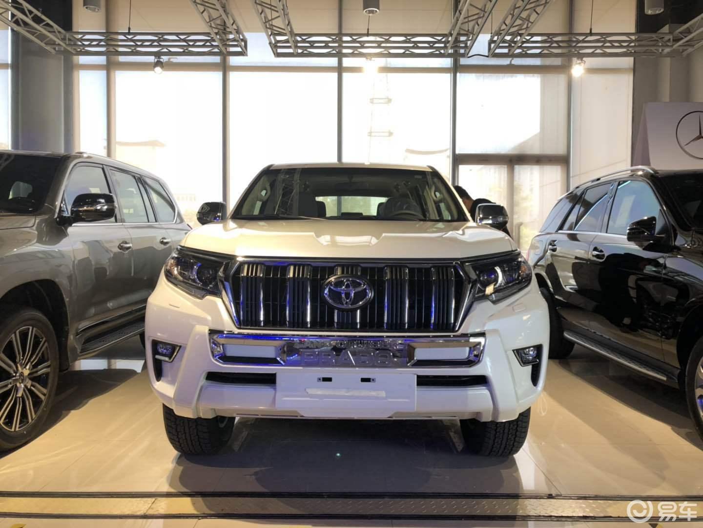 原装进口2020款丰田普拉多2700可分期提车