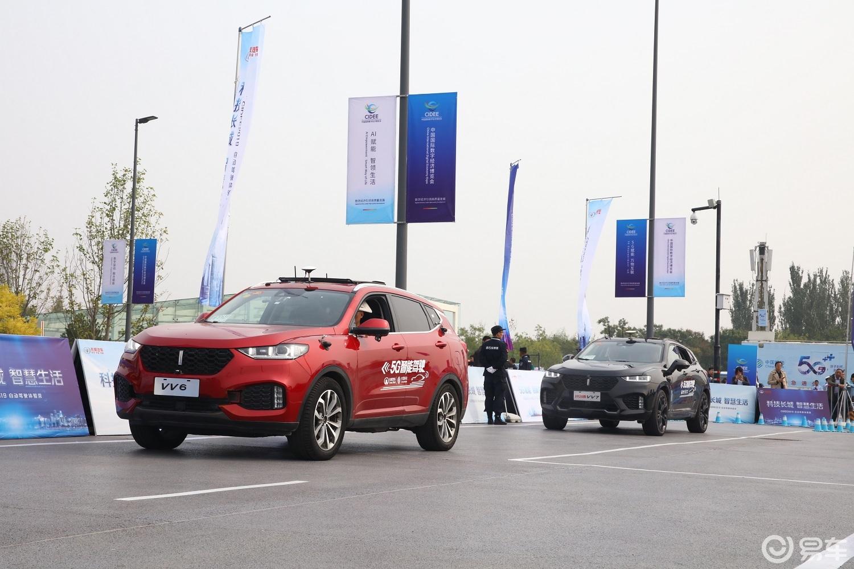 聚焦前瞻科技发展,长城汽车登陆2019数博会秀科技肌肉