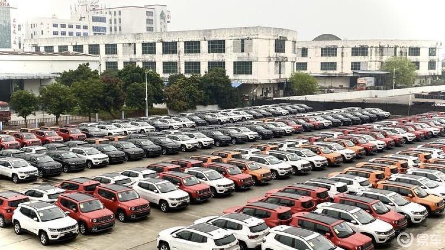 广汽菲克527辆国产Jeep出口菲律宾即将完成