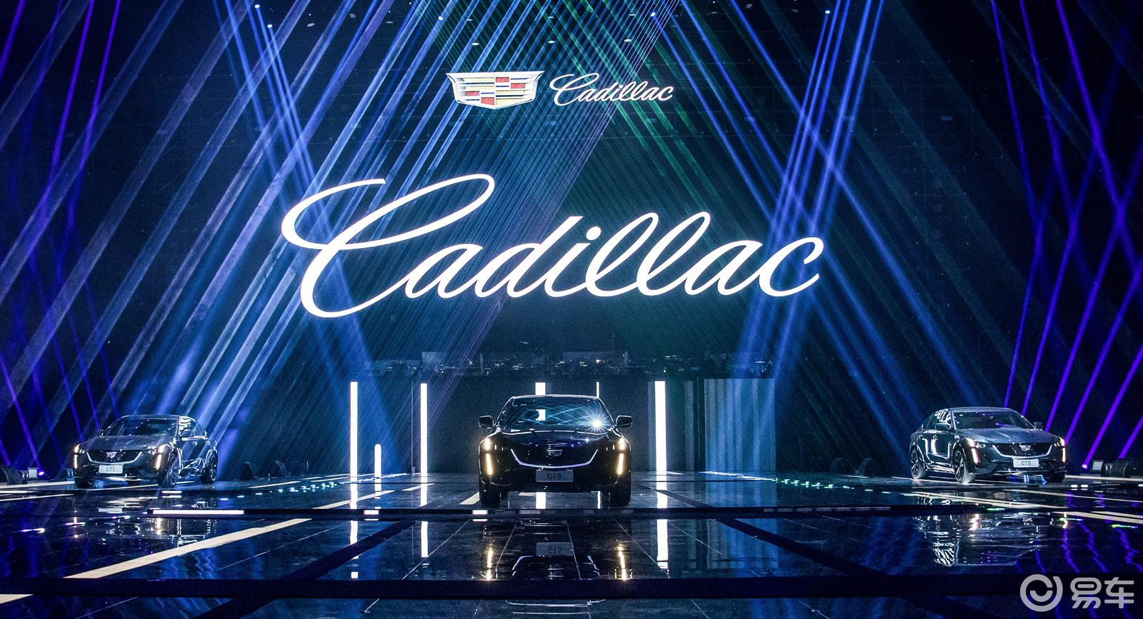 冲击豪华车市场,起售价30万以内,CT5亮相凯迪拉克之夜