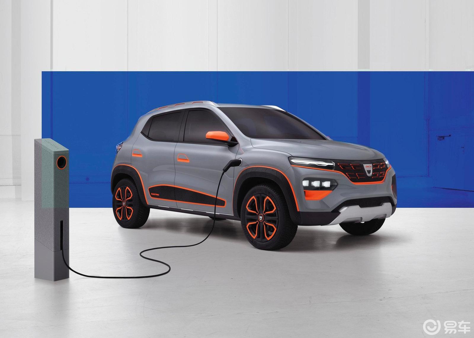 达契亚首款电动车Spring确认明年上市
