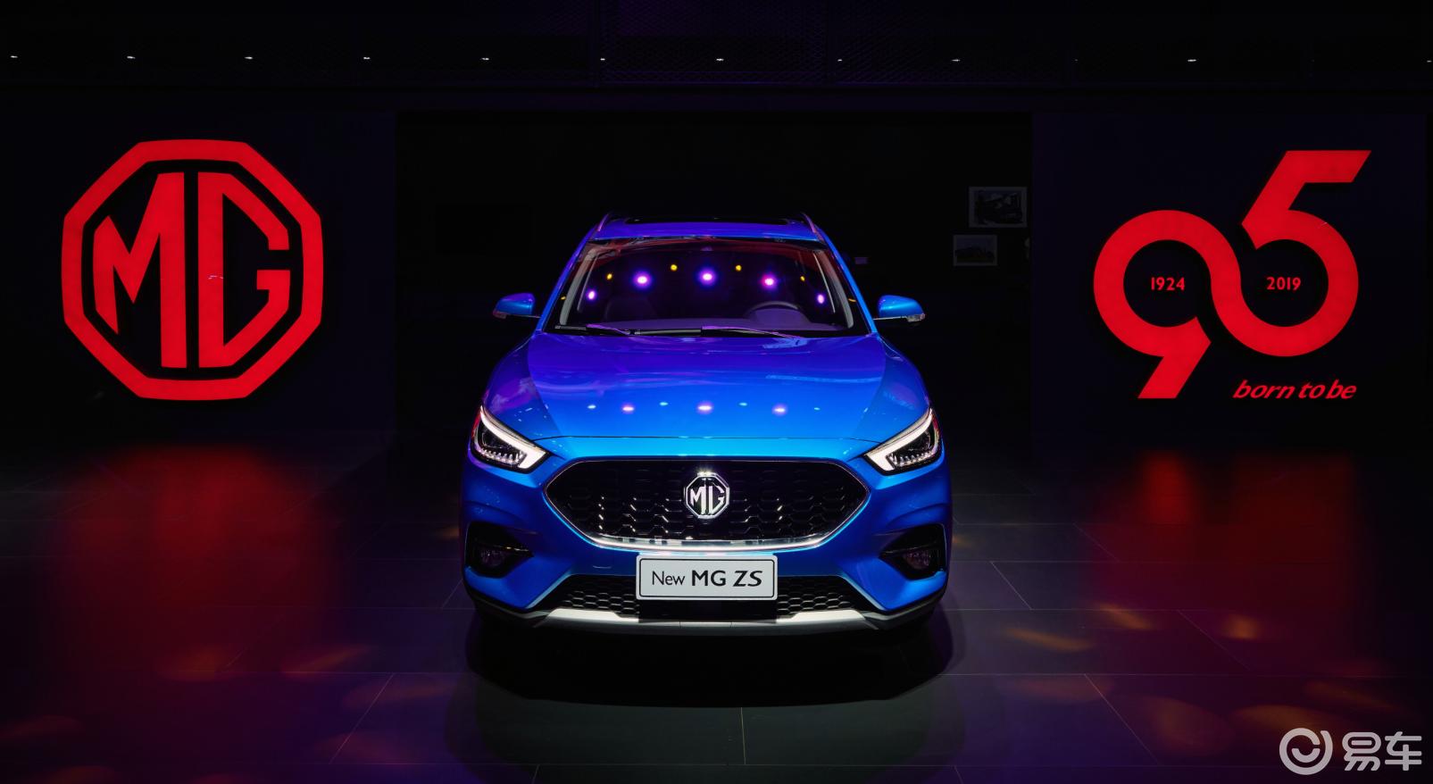 自带L2级自动驾驶,2019成都车展之全新名爵ZS