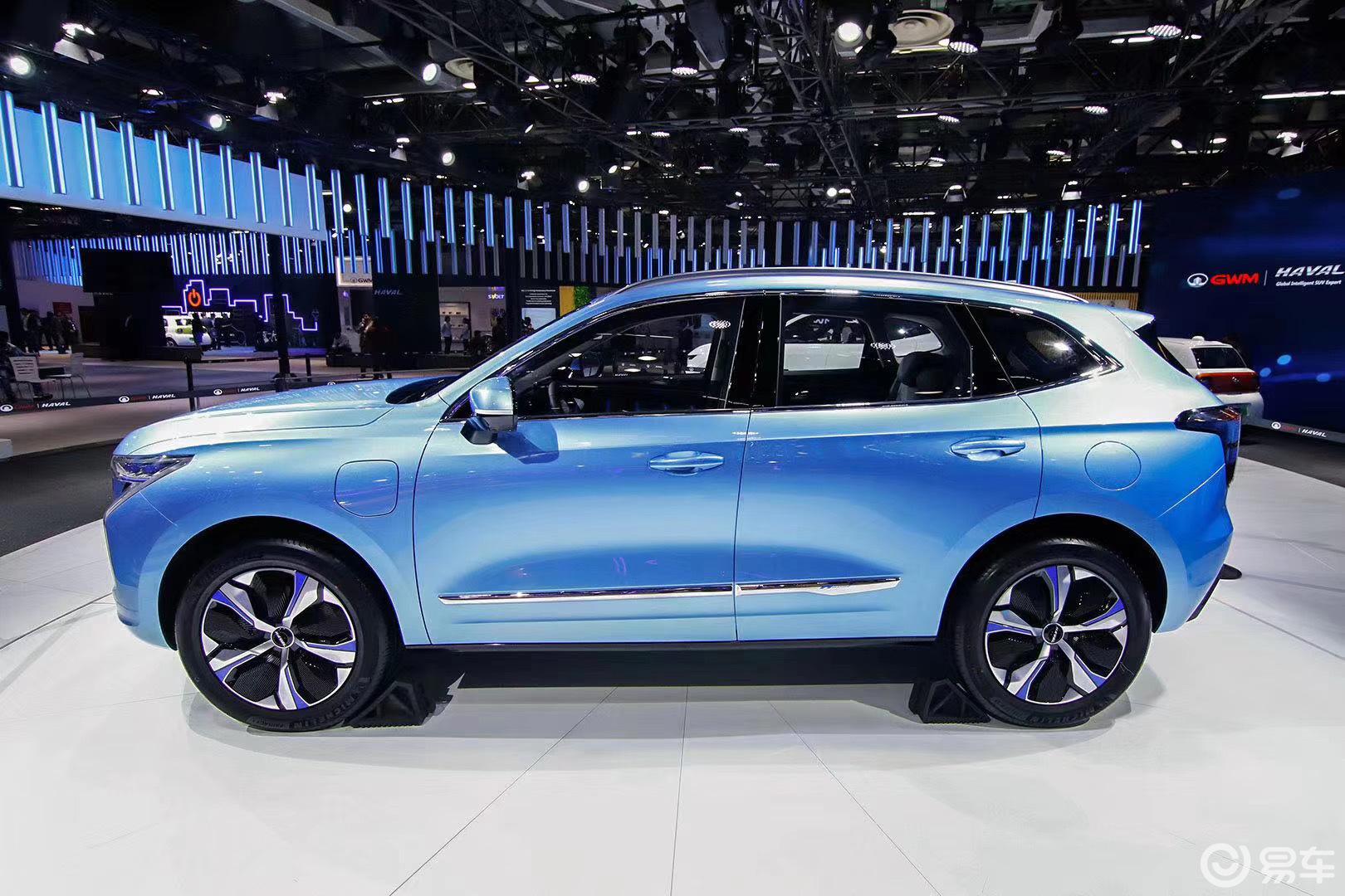全新概念SUV或成全新一代哈弗H6原型 或下半年上市