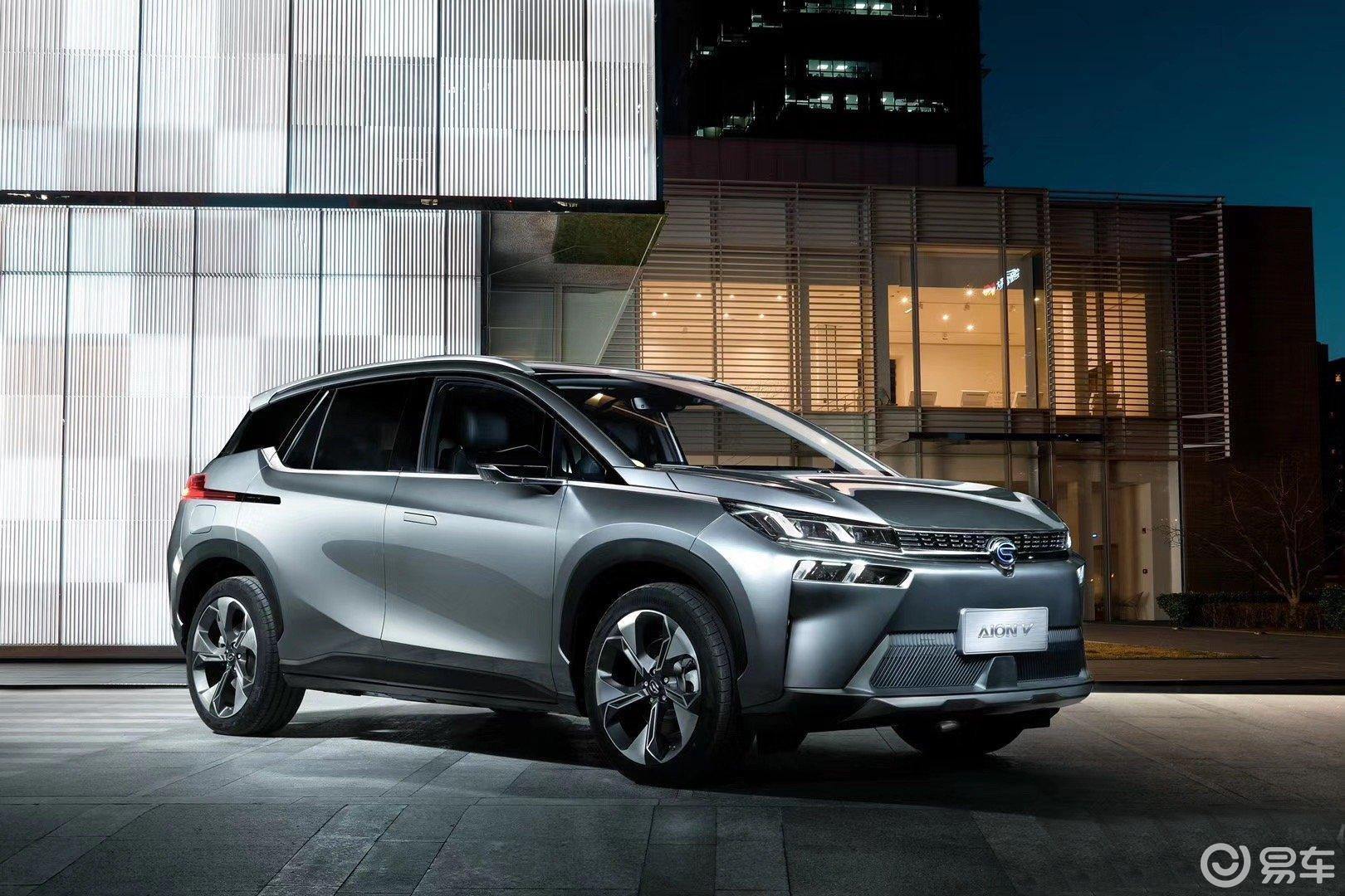 广汽新能源Aion V领衔,这6款重磅新能源车在6月上市